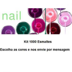 Kit de Esmaltes – Unhas – Kit 1000 Unidades